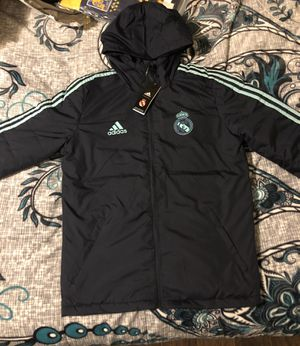 Real Madrid Jacket for Sale in Bryan, TX