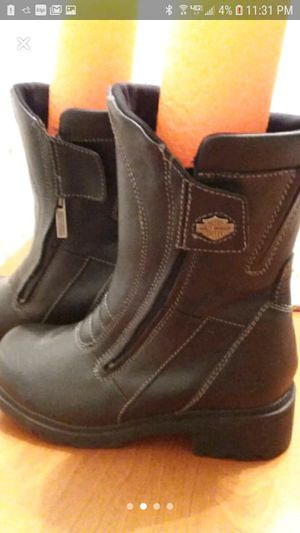 Harley Davidson Boots for Sale in Glen Burnie, MD