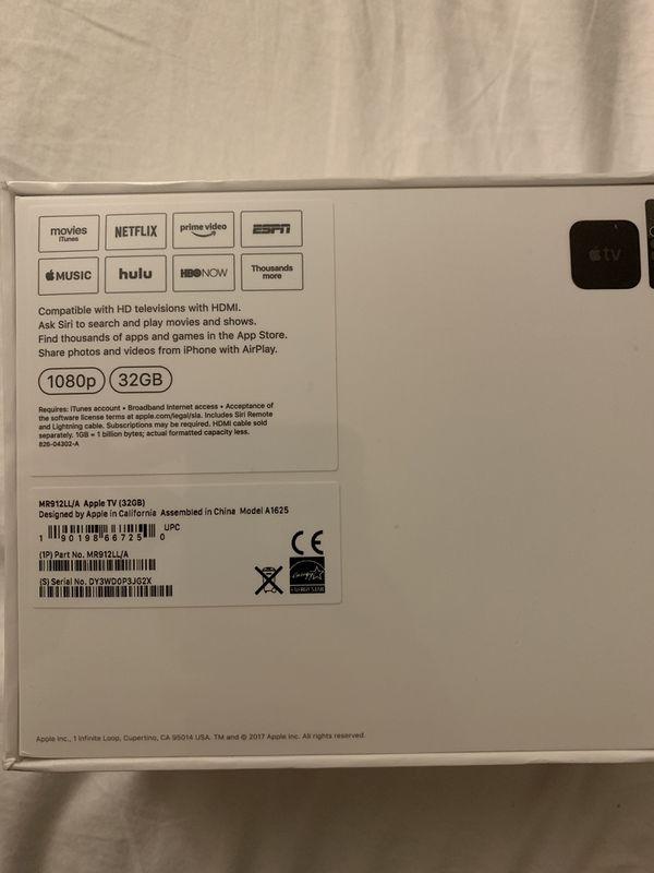 Apple TV 1080p (32gb)