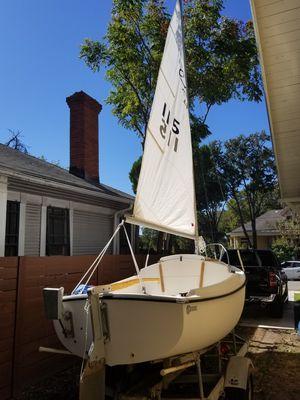 1976 Com-Pac 16 Sailboat for Sale in San Antonio, TX