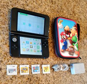Like NEW Nintendo 3DS XL Bunde EXCELLENT CONDITIONS for Sale in Riverside, CA