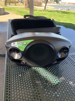 Mackie FreePlay Bluetooth Speaker for Sale in Dallas, TX