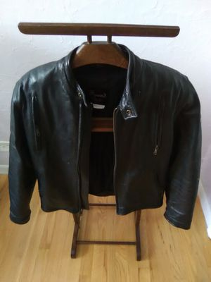 Speed Gear Leather Motorcycle Jacket for Sale in Wheaton, IL