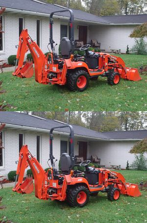 WellMaintained2016 Kubota BX 25D Low Hrs for Sale in Savannah, GA