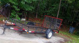 6x12 Homemade Utility Trailer for Sale in Dunwoody, GA
