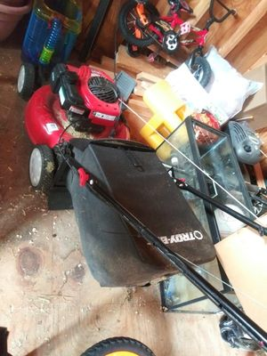 New And Used Lawn Mower For Sale In Boston Ma Offerup
