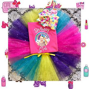 Personalized JoJo Siwa Glitter Birthday Outfit & Bow 🎀 for Sale in Long Beach, CA