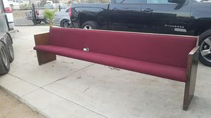 Bench for church for Sale in Perris, CA