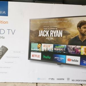 39inch LED TV Insignia new in box never opened for Sale in Tracy, CA