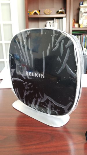 Belkin N900 Wireless Router for Sale in Chantilly, VA