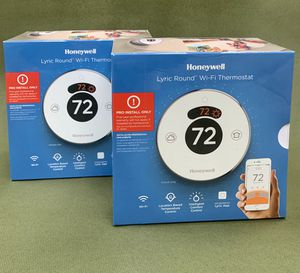 Honeywell Lyric Round Wi-Fi Smart Thermostat - New, sealed. for Sale in Lacey, WA