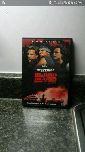 Blood in and Blood out Dvd for Sale in Springfield, MA