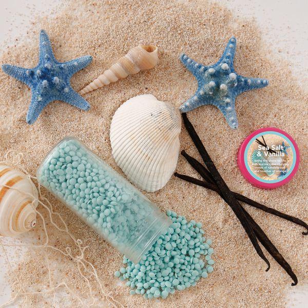 Pink Zebra Sprinkles Sea Salt & Vanilla 🐚