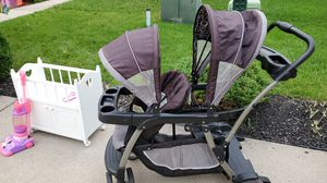 Graco double stroller perfect shape! for Sale in Abingdon, MD