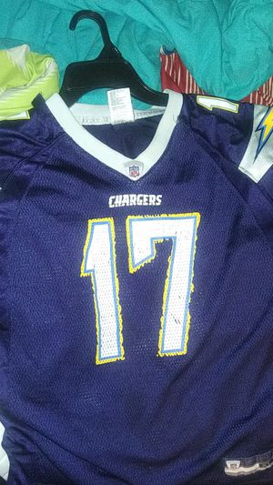 L A CHARGERS Jersey for Sale in Bloomington, IL