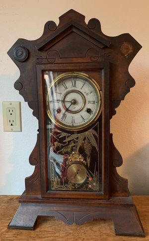 Antique striking clock for Sale in Seattle, WA