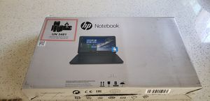"""Hp notebook """"Touch"""" for Sale in El Cajon, CA"""