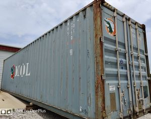 40HC Wind/Water Tight Shipping Container For Sale for Sale in Long Beach, CA
