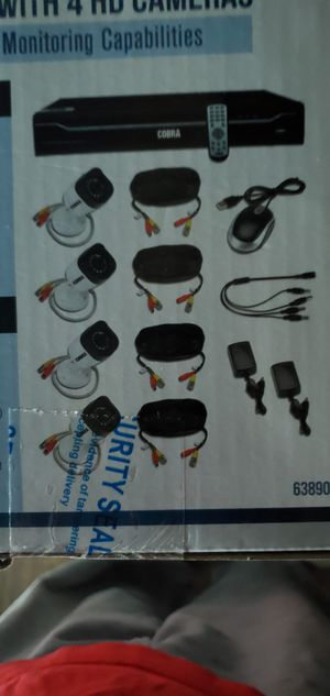 Security camera system for Sale in Bell Gardens, CA