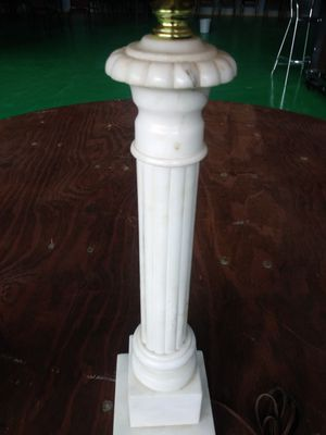 Vintage Marble Column Lamp for Sale in Lorain, OH