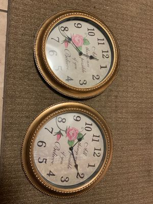 Clocks for Sale in Pomona, CA