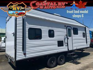 Mancave Toy Hauler 28ft -Front bed-rear power beds-on demand hot water heater for Sale in Montesano, WA
