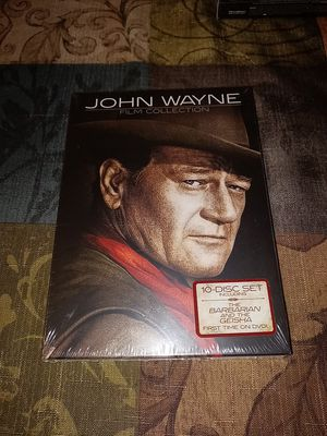John wayne film collection for Sale in Westminster, CA