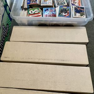 Huge Sports Cards Lot Baseball Basketball Football for Sale in Alexandria, VA