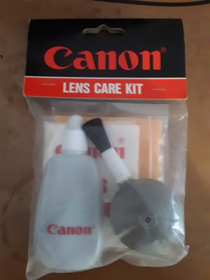 Camera lens care kit for Sale in Ballwin, MO
