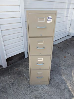 Metal file cabinet for Sale in Grandview, MO