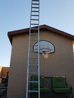 40 Feet's Werner Ladder for Sale in Las Vegas,  NV