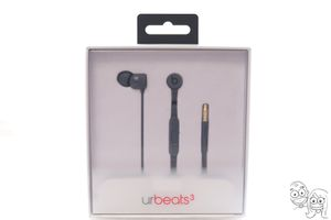 Authentic Beats by Dr. Dre - urBeats³ Earphones with 3.5mm Plug (Gray) OB  for Sale for sale  Rancho Cucamonga, CA