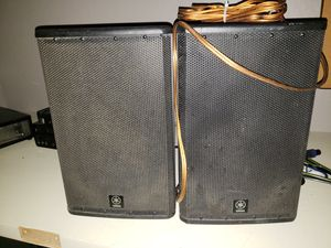 Yamaha IP2108 PRO speakers for Sale in Sparks, NV