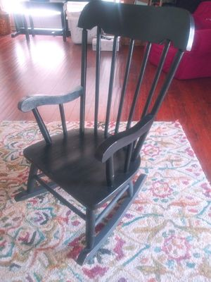 Kids Wooden Rocking Chair for Sale in Round Rock, TX