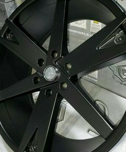RINES 22X9 CON LLANTA MONKEY WHEELS AND TIRES for Sale in Glendale,  AZ