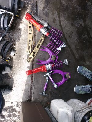 94-00 acura integra lowering springs n suspention parts for Sale in Tampa, FL