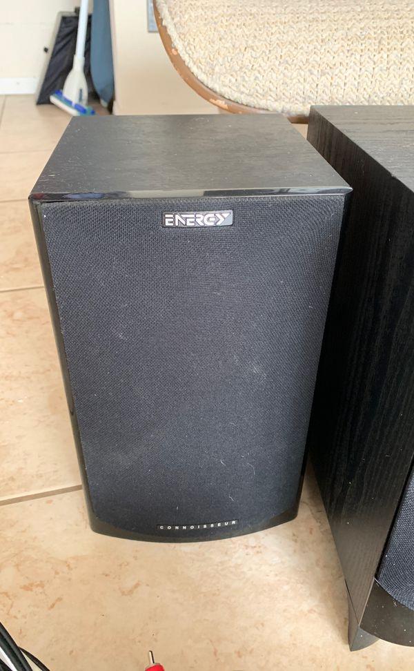 Marantz home audio system
