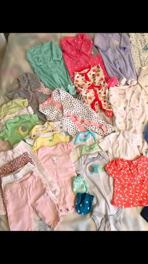 Baby clothes from 0 to 3 years old ! for Sale in Boston, MA