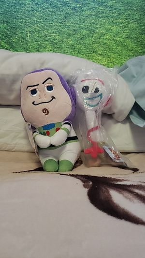 Toy Story 4 Plushies for Sale in Los Angeles, CA