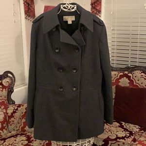 Michael Kors Wool Blend Coat. Size Large. for Sale in Fresno, CA