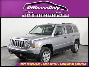 2017 Jeep Patriot for Sale in Orlando, FL
