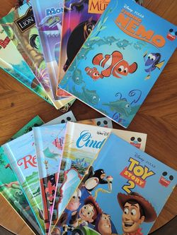 Disney Book Collection-Hardback for Sale in Gresham,  OR