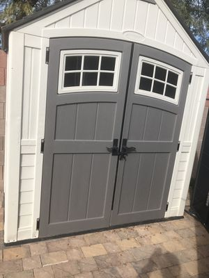 4 by 7 suncast shed for Sale in Avondale, AZ