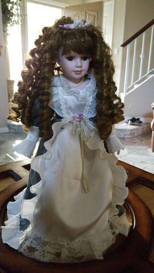 Porcelain doll for Sale in Clovis, CA
