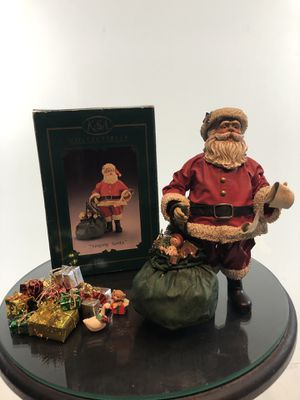 KSA Collectibles Singing Santa with additional Toy Presents for Sale in Utica, MI