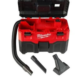 Milwaukee M18 18-Volt 2 gal. Lithium-Ion Cordless Wet/Dry Vacuum w/ Extra Wet/Dry HEPA Filter for Sale in Pompano Beach,  FL