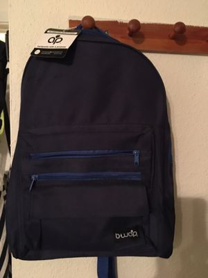 New backpack blue for Sale in Houston, TX