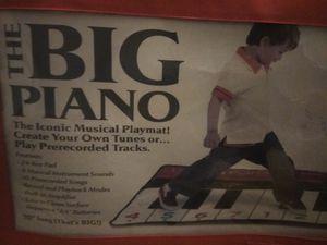 The big piano for Sale in Riverside, CA