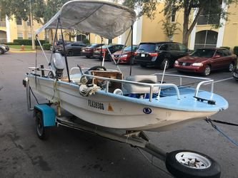 Fishing boat for Sale in Lockhart,  FL