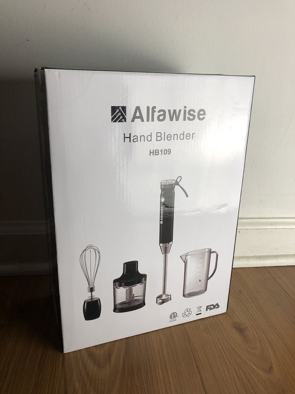 New Hand Blender in Box